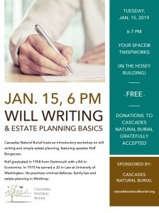 Free Will Writing Workshop