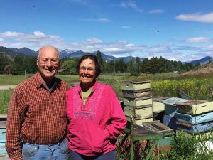 Methow Valley News Article about Natural Burial